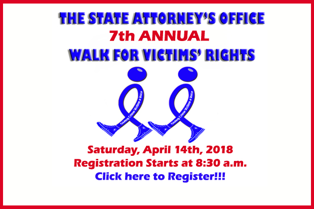 7th Annual SAO Victim Walk